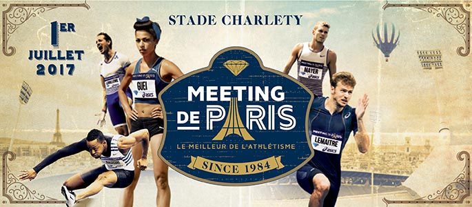 Meeting IAAF Diamond League de Paris