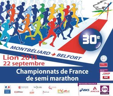 Championnats de France de Semi Marathon