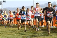Championnats de France de cross-country - Juniors Hommes (18)