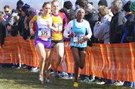 Championnats de France de cross-country - Cross court Femmes (1)