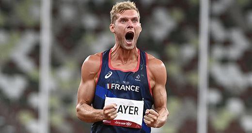 Jeux olympiques de Tokyo : Mayer, l'argent double
