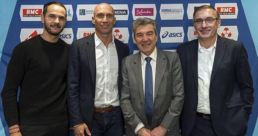 Point presse : Les défis 2020 de la Fédération Française d'Athlétisme