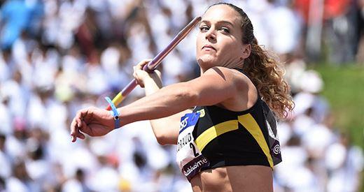 Retraite sportive : Mathilde Andraud, pointe finale