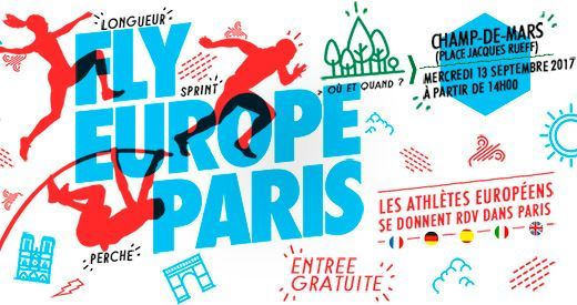 Fly Europe Paris : Du grand spectacle en perspective !