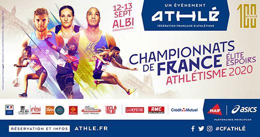 Championnats de France Elite à Albi : La billetterie est ouverte