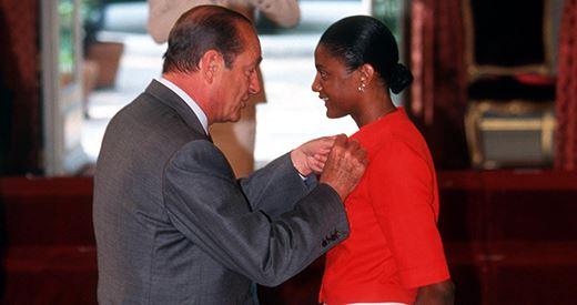 Décès de Jacques Chirac : L'hommage de la famille de l'athlétisme