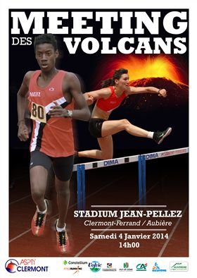 Meeting des Volcans 2014
