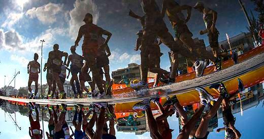 Championnats de France de marche : La creme des athletes a Merignac
