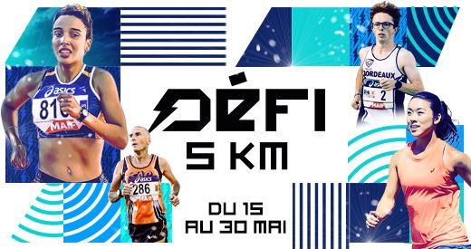 Running : tous en piste pour relever le Défi 5 km