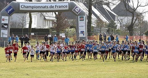 Championnats de France de cross-country : Prenez part à la fête !