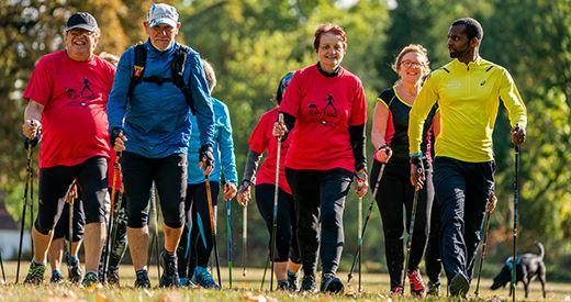 Santé & loisir : venez marcher avec nous !
