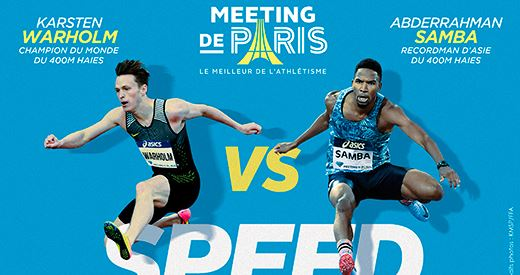 MEETING de PARIS 2018 : A fond sur les haies