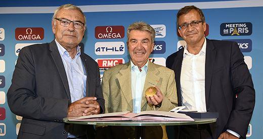 Un partenariat novateur entre la FFA et la région Ile-de-France