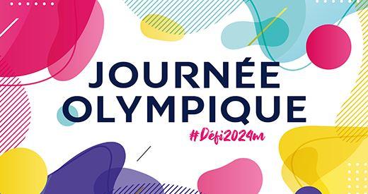 Journée olympique : Cinq jours à partager