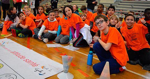 Partenariat FFA-USEP : L'athle au cœur de l'ecole primaire