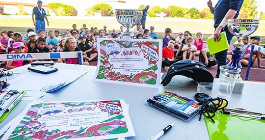 Kinder + Sport Athletics Day : Plus de 40 000 participants en septembre !