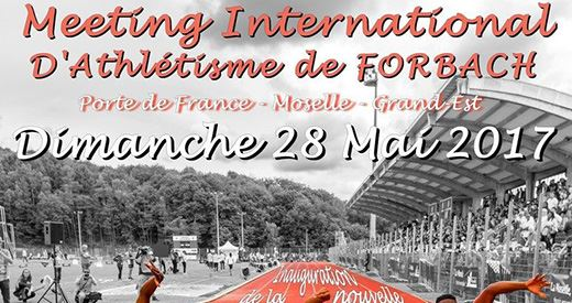 Meeting Elite de Forbach : attention aux envols !