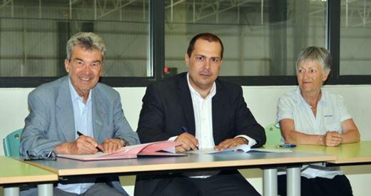 FFA et IUT Sénart-Fontainebleau : Une convention signée