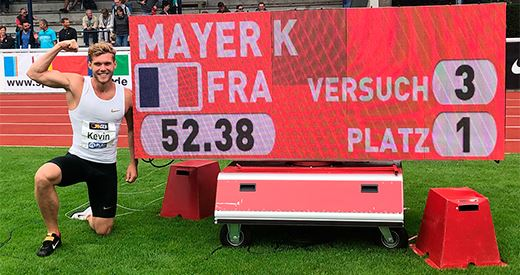 Les resultats du week-end : Mayer en forme europeenne !