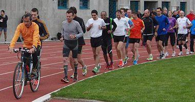 Formation des entraîneurs Hors Stade à Andrézieux Bouthéon (42) du 1er au 7 novembre 2012