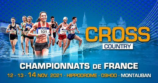 Championnats de France de cross : Découvrez le programme!