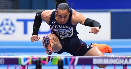Meeting Elite de Montreuil : Martinot-Lagarde, hurdler heureux
