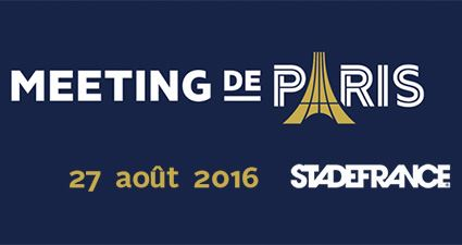 Bienvenue au MEETING de PARIS