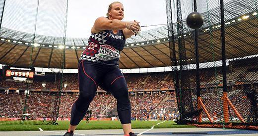 Meeting de Chorzow : Alexandra Tavernier améliore son record de France