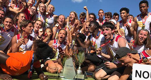 Coupe de France estivale des ligues minimes : La Nouvelle-Aquitaine s'impose à Tours