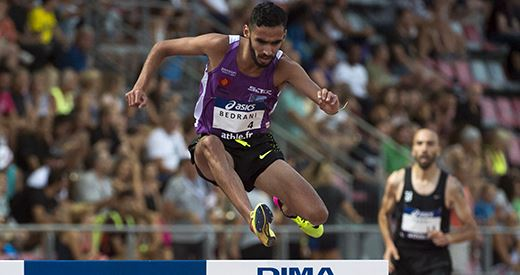 Diamond League de Rabat : Bedrani passe un cap