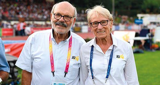 Programme héritage de l'IAAF : Le Décastar honoré