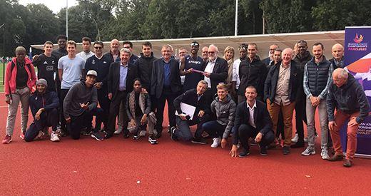 Inauguration : Le stade de Wattignies fait peau neuve