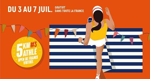 5 km Athlé Open de France : les inscriptions sont ouvertes
