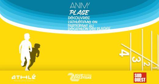 Vacances sportives : un Tour des plages athlétique en Nouvelle-Aquitaine