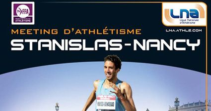Meeting Pro Athlé Tour de Nancy : Mekhissi en vedette