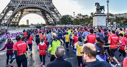 MAIF Ekiden de Paris : La fete de tous les athletes