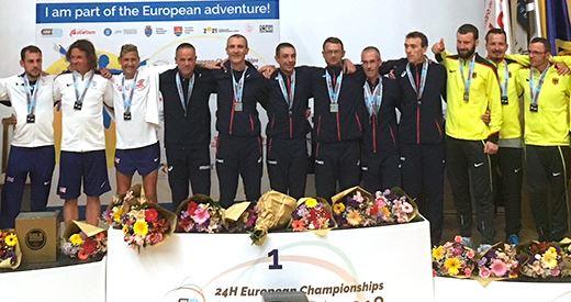 Championnats d'Europe des 24 heures : Les Bleus en or, Ruel en argent !