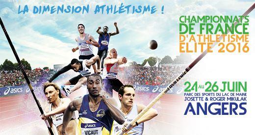 Championnats de France Elite 2016 : La billetterie est lancée !