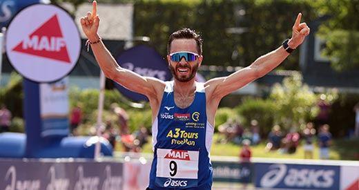 Championnats de France de semi-marathon : Devanne et Mobuchon en plein rêve