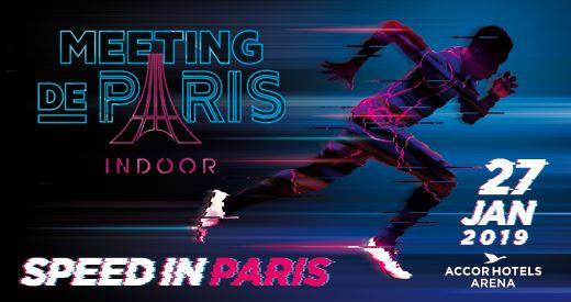 Meeting de Paris indoor : Un concours de perche de haut vol