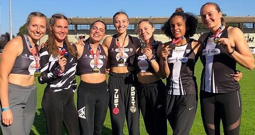 Coupe de France : Haute Bretagne Athlétisme règne sur les relais