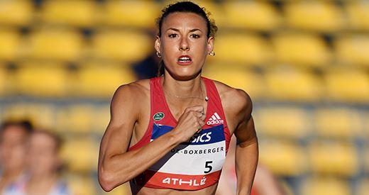 Ophélie Claude-Boxberger, athlète du mois d'octobre !