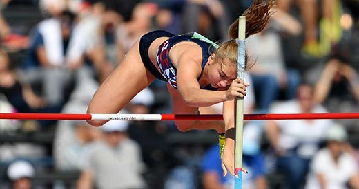 Jeux olympiques de la jeunesse : Emma Brentel en argent
