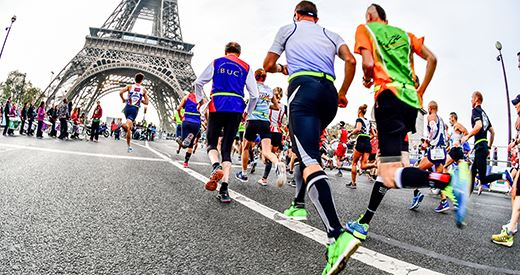 Maif Ekiden de Paris : Le relais se met au vert