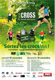 CROSS NATIONAL DE PACE RENNES METROPOLE