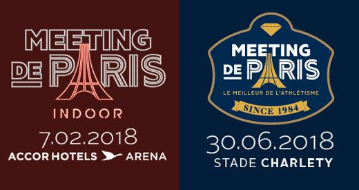 MEETING de PARIS : Deux fois plus d'athlé