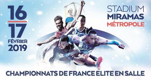 Championnats de France Elite en salle : Des concours qui promettent