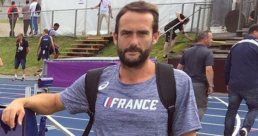 Dans l'œil du coach : Antoine Duc au Clermont Athlétisme Auvergne