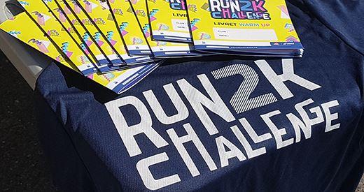 Run 2k challenge : Les clubs ouvrent leurs portes aux runners
