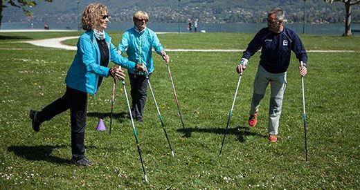 Formation : Des diplômes dédiés à la marche nordique et au running